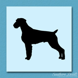 German Wirehaired Pointer Dog Breed