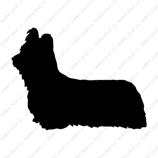 Skye Terrier Dog Breed