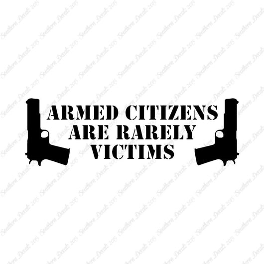 Armed Citizens Rarely Victims Gun