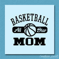Basketball All Star Mom