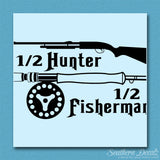 Half Hunter Fisherman