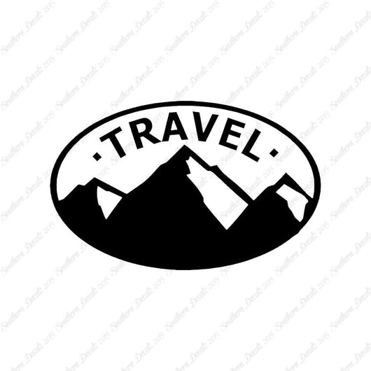Travel Mountain Oval