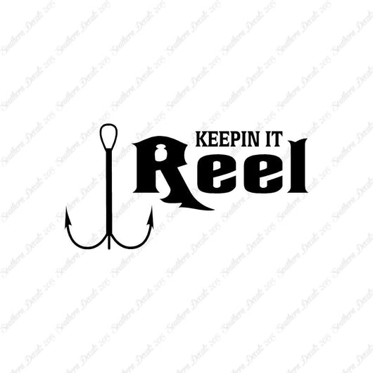 Keeping It Reel Fish Hook
