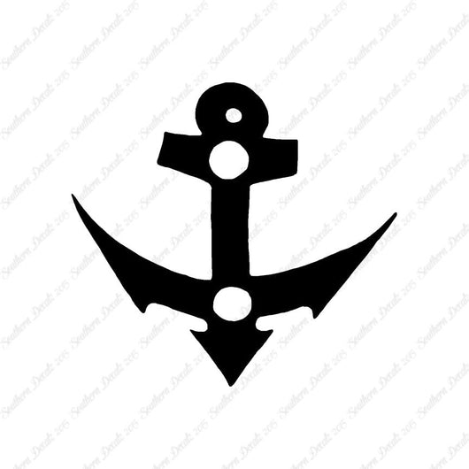 Tribal Anchor Design