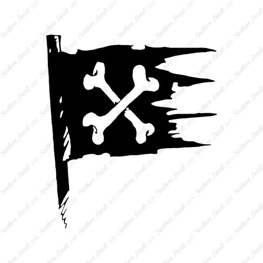 Pirate Flag Bones