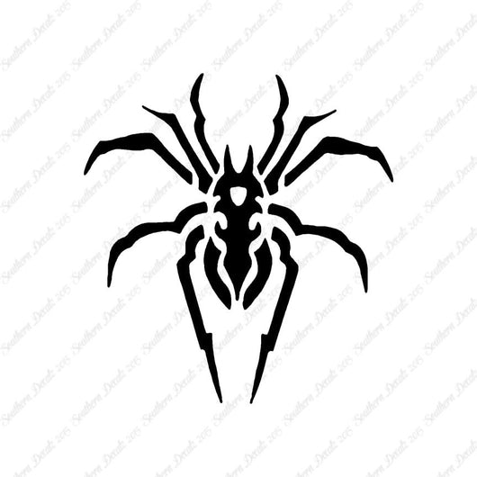 Tribal Spider Art