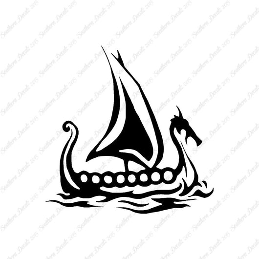 Viking Ship Dragon Boat