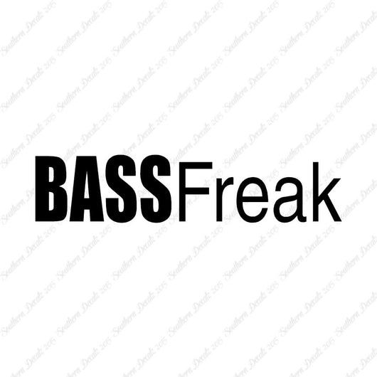 Bass Freak Fishing