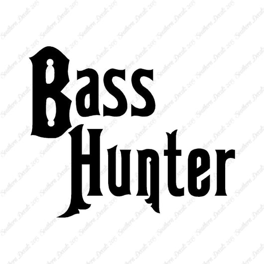 Bass Hunter Fishing