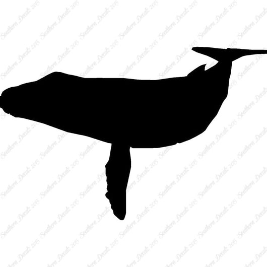 Whale Humpback Tribal