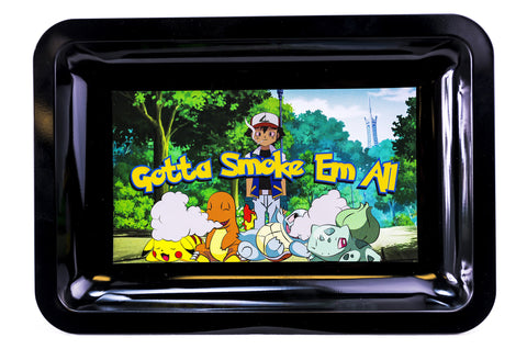 Pokemon Rolling Trays