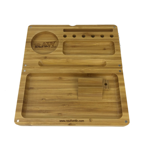 Bamboo Raw Tray