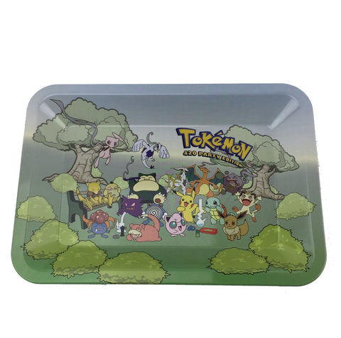Tokemon Rolling Tray