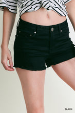 DOLLY cut off shorts