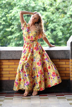 Esmerelda Maxi Dress - Dandelion