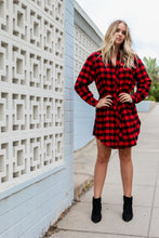 Mad for Plaid Tunic