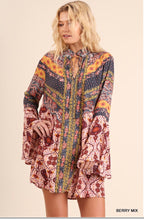 Stevie Long Sleeve Tunic