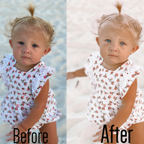 Bronze Lightroom Preset