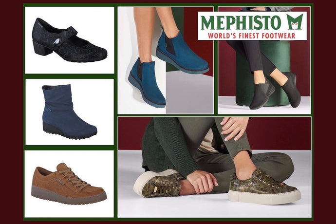 Mephisto TWO-DAY Trunk Show - Houston!