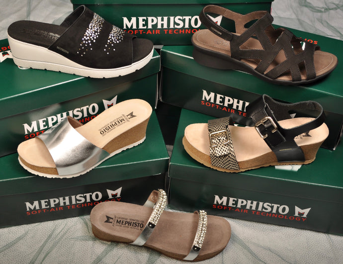 Houston Mephisto Trunk Show!