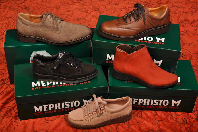 Dallas Two Day Mephisto Trunk Show!