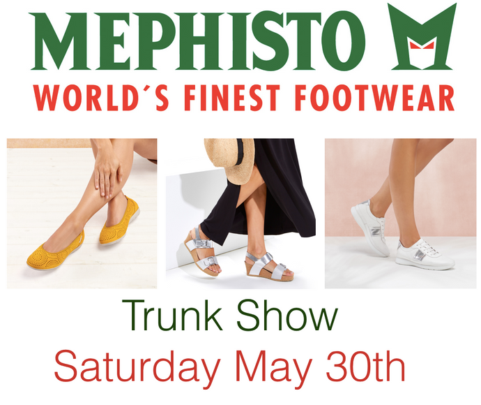 Join Us: Mephisto Trunk Show - Dallas