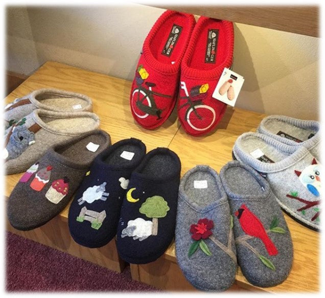 Give Cozy Slippers This Holiday Season!