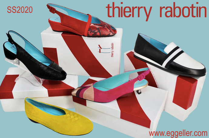 Thierry Rabotin Trunk Shows!