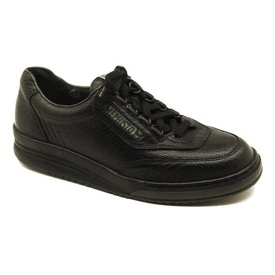 Match Black Grained Leather MATCHBKLE - 714 BLACK