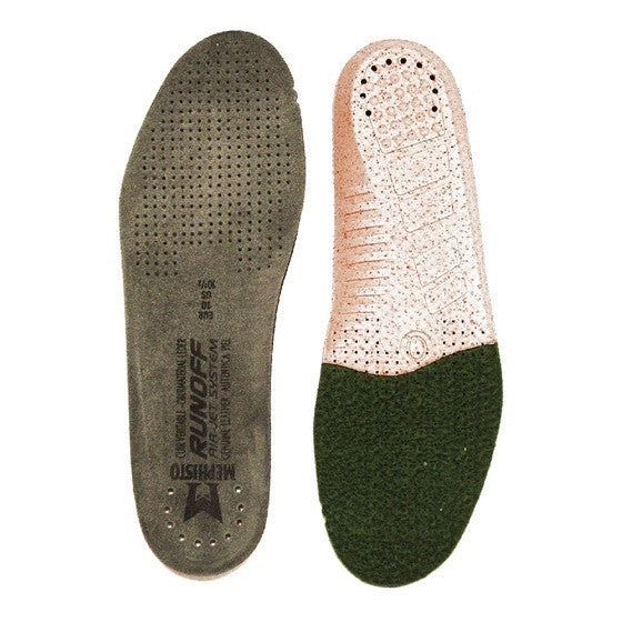 Women's Run Off Replacement Insole RUNOFFWOMINSOLE - GREY
