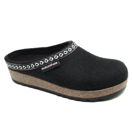 GZ Women-Black Wool GZWOMBLK - BLACK