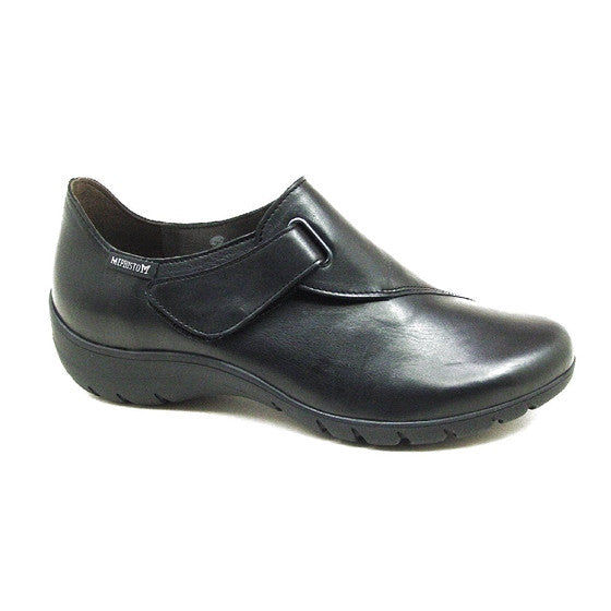LUCE BLACK SMOOTH LEATHER LUCEBLK