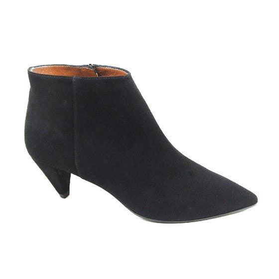 ANYA BLACK  ANYABLK - BLACK SUEDE