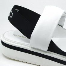 Capri White Leather