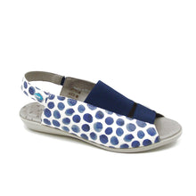 Collete Blue Dots