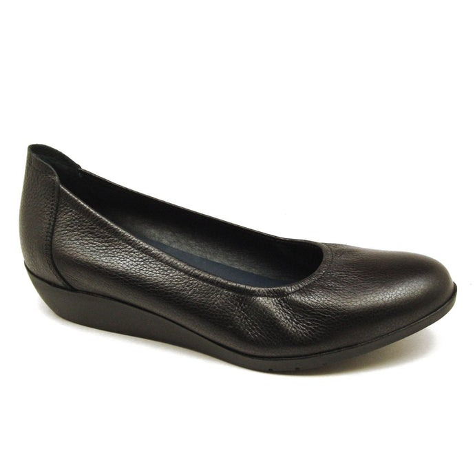 Florencia Metallic Black