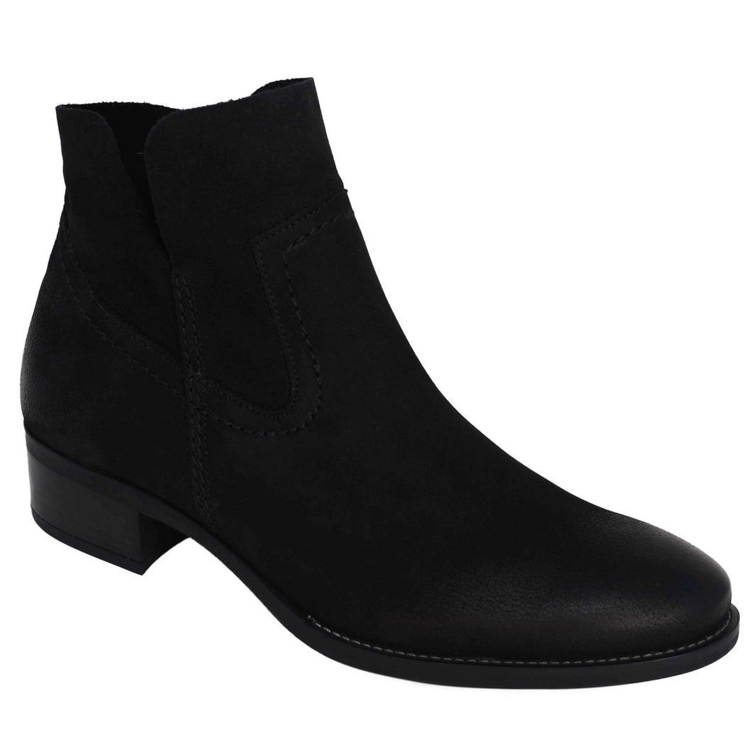 Boston Boot - Black