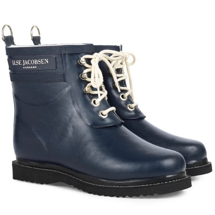 Rubber Boot - Navy