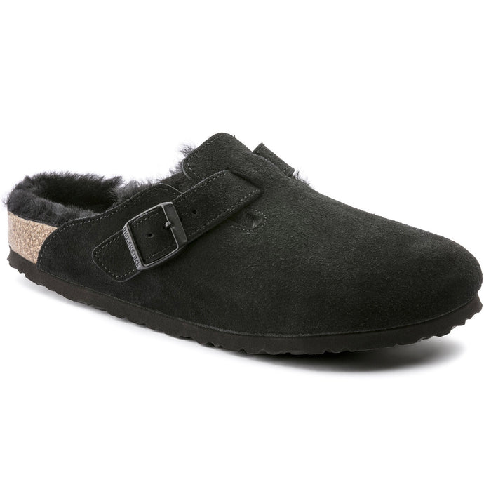 Boston Shearling - Black
