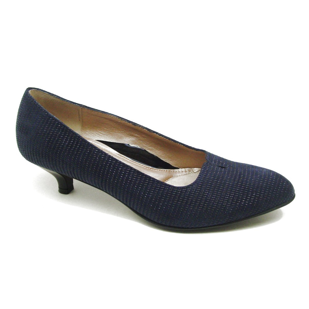 Mystique Navy Linear