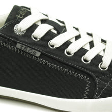 Star Twill- Black Canvas
