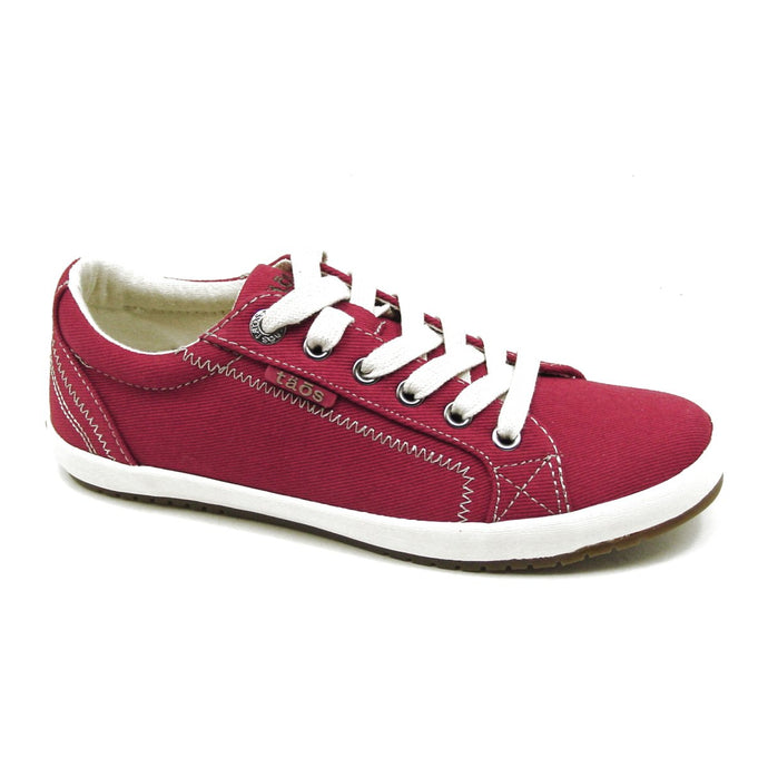 Star Twill - Red Canvas
