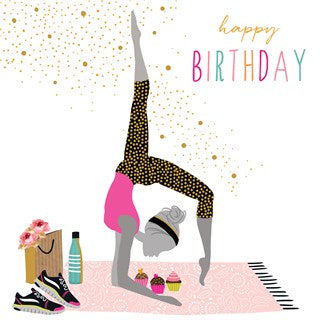 Yoga Birthday By Jaz And Baz