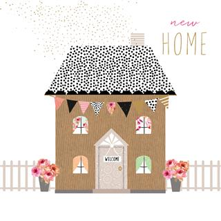 New Home Card By Jaz And Baz