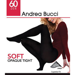 60 denier opaque Tights  by Andrea Bucci