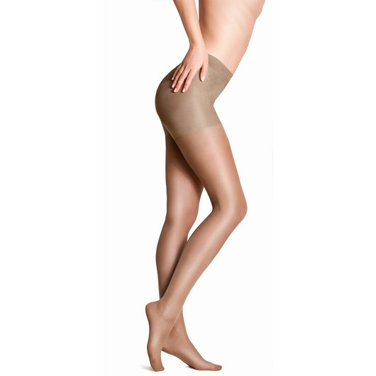 Natural Silk 10 Denier Satin Sheen Tights By Andrea Bucci