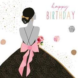 Gorgeous Lady Birthday Card