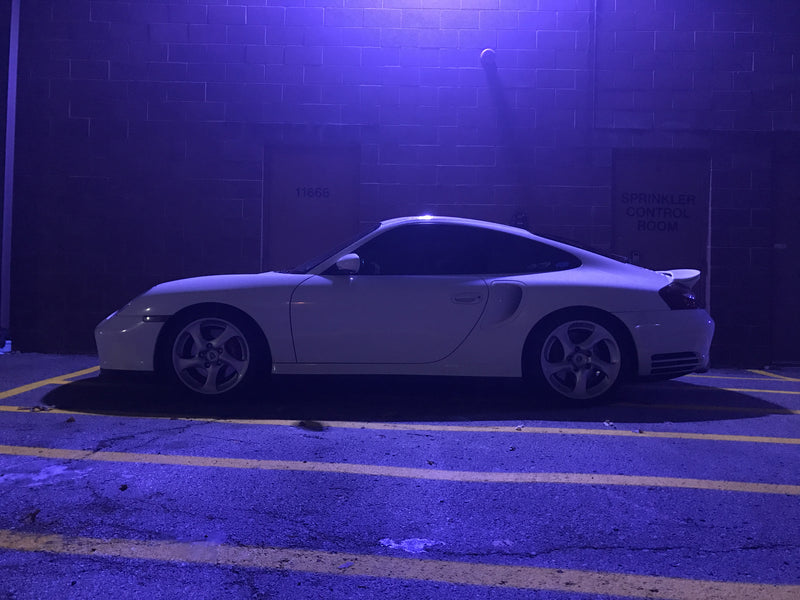 The Ghost Light of a 996