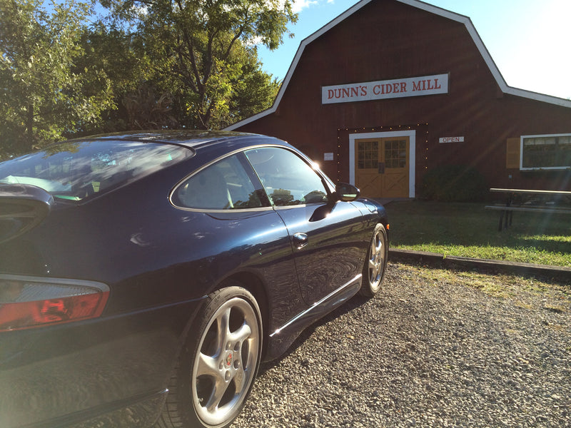 Driving, Dogs, and Donuts in a 996