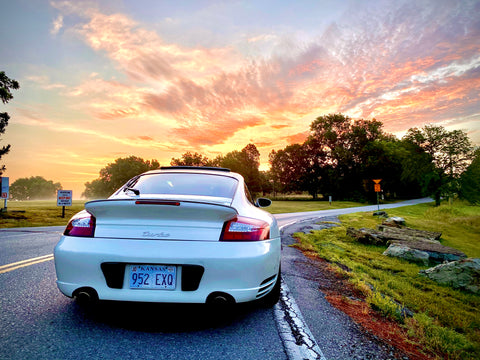 996 Turbo Sunrise